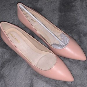 Cole Haan Heels, Never worn Brand new